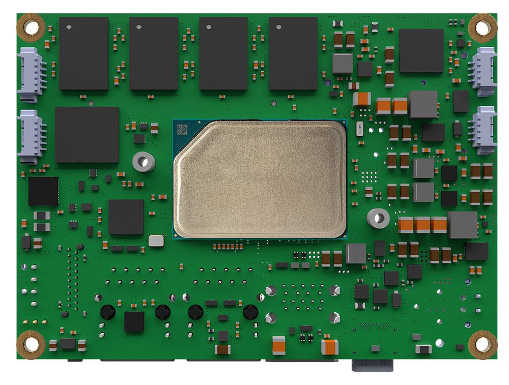 conga-PA7 Atom x6000E SBC