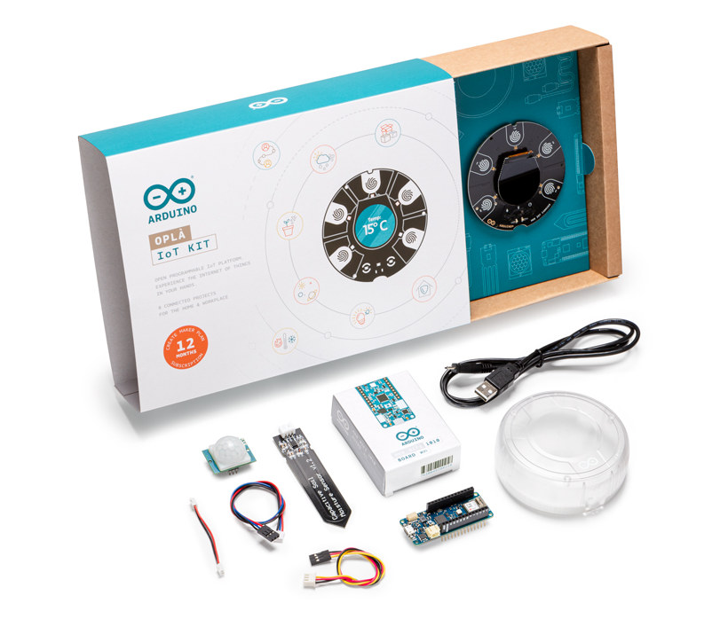 Arduino Opla IoT Kit Package
