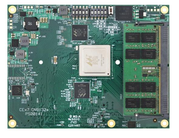 CEx7 CN9132 COM Express Type 7 module
