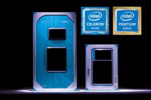 Celeron Pentium Tiger Lake processors
