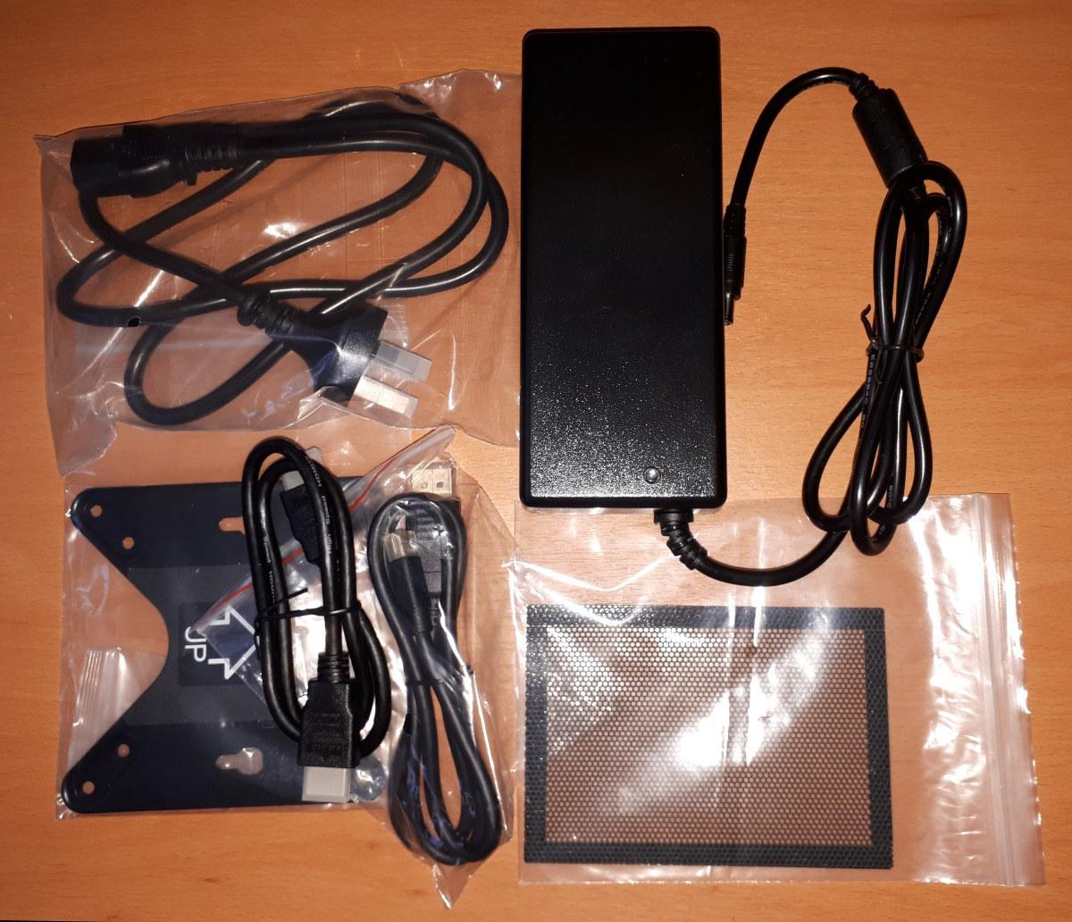 EliteMini H31G accessories