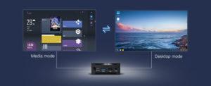 Firefly Station OS Multimedia & Desktop Modes