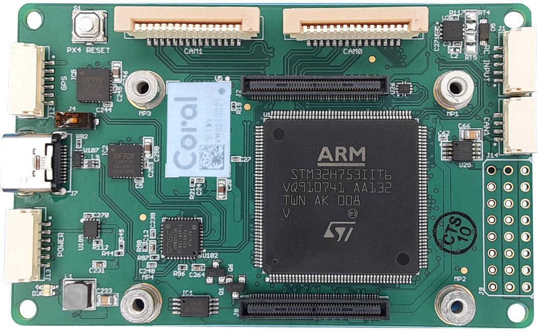 Gumstix Raspberry Pi CM4 Pixhawk FMUv6