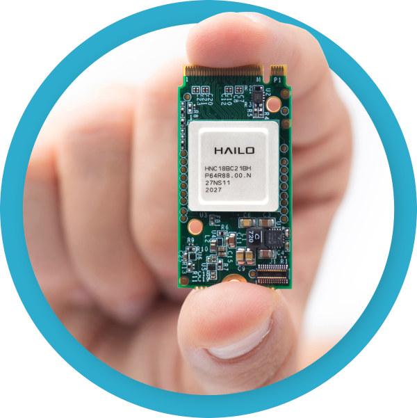 Hailo-8 M.2 card