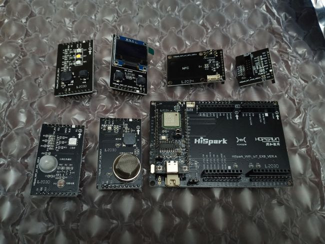 HiSpark Add-on Boards