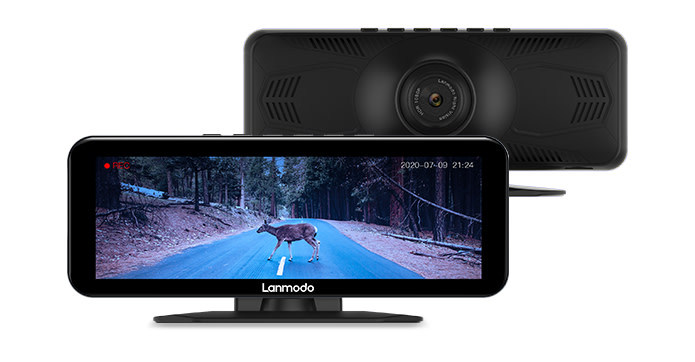 Lamodo Vast Pro Dashcam Night Vision System