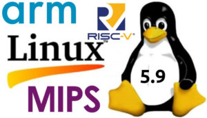 Linux 5.9 release