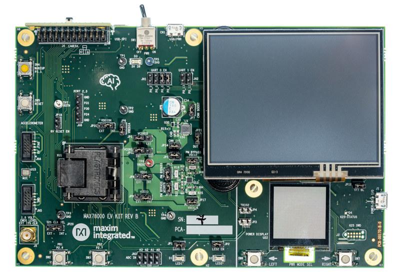 MAX78000 Evaluation Kit