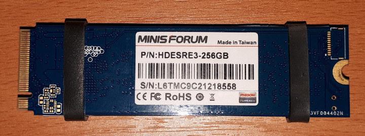 MINISFORUM M2 SSD