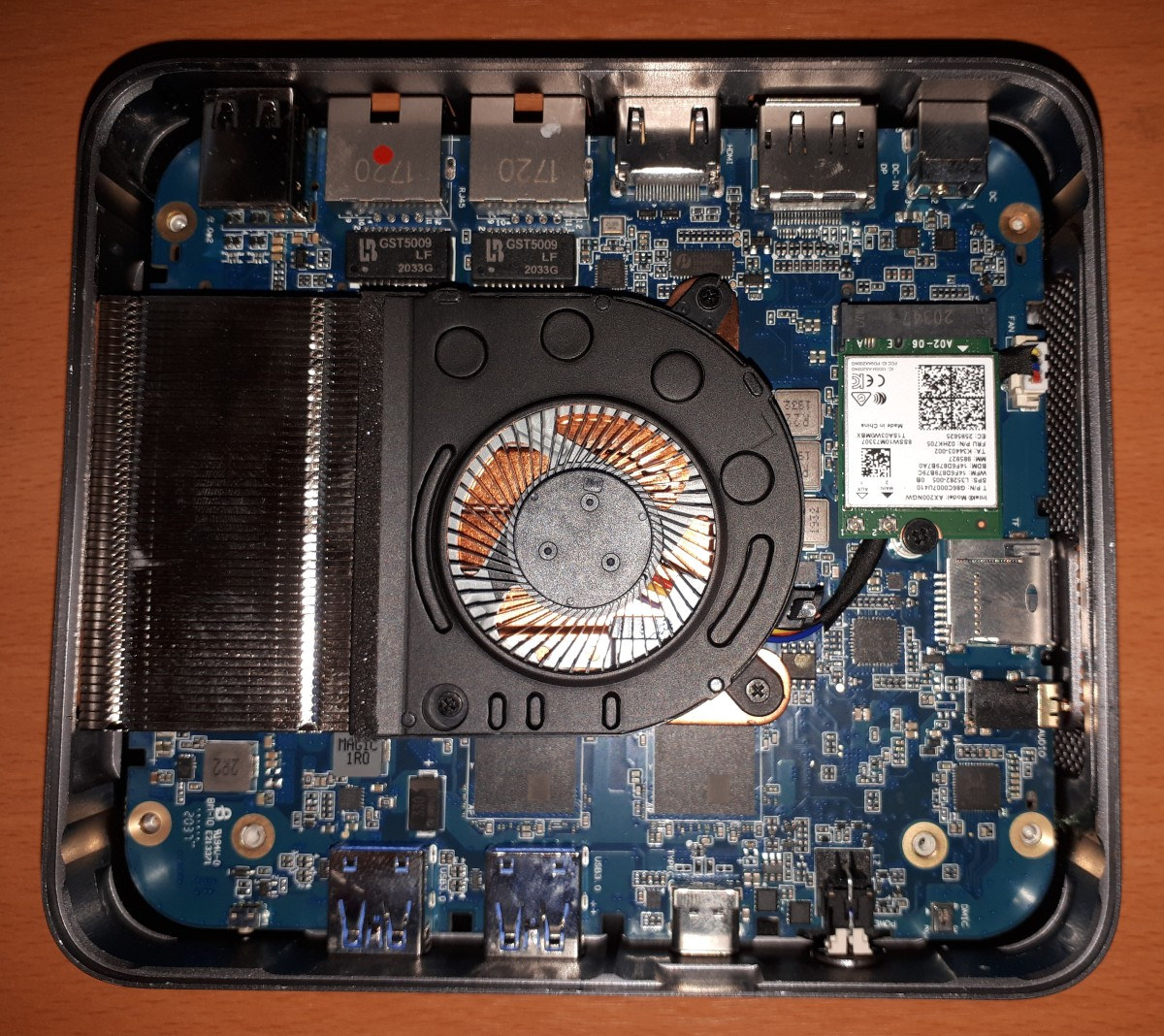 MINISFORUM X35G Motherboard