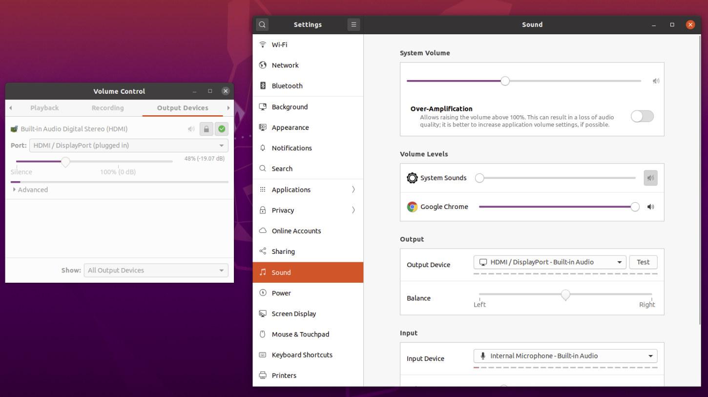 MINISFORUM X35G ubuntu audio hdmi