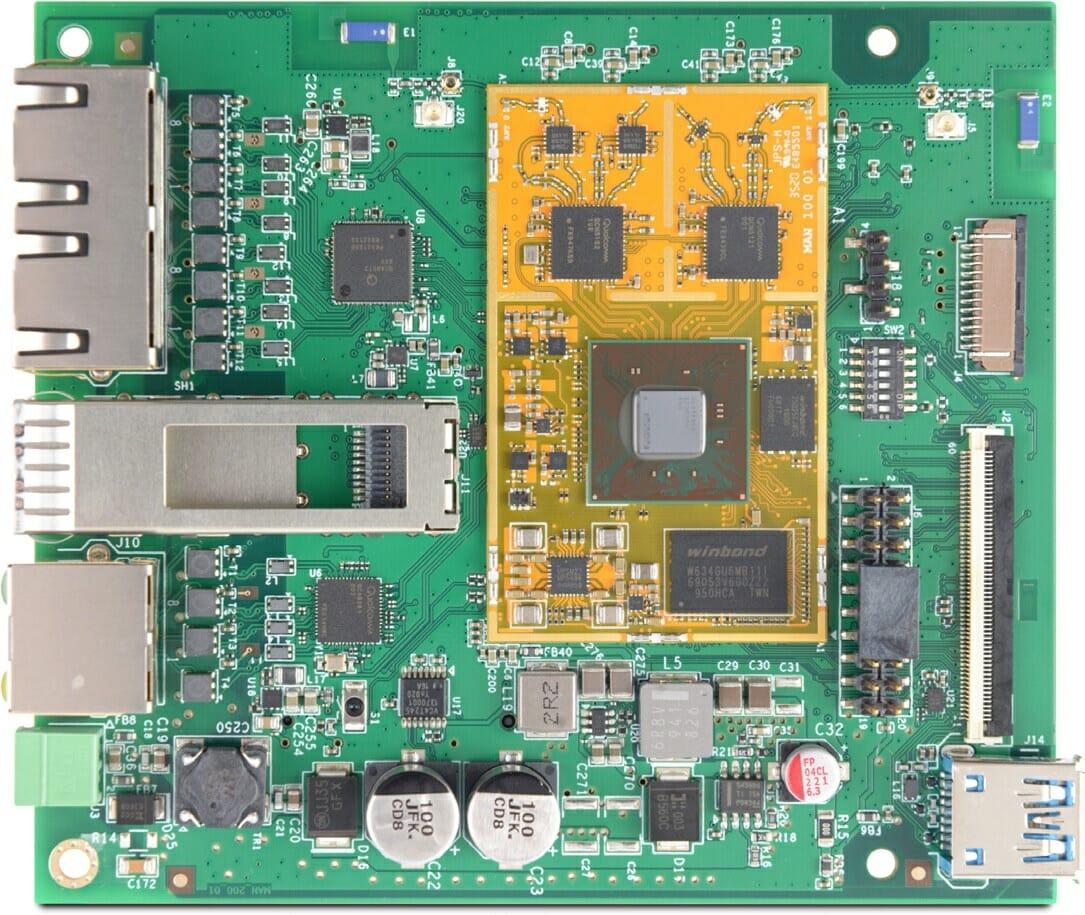 Mango DVK WiFI 6 2.5GbE Development Kit