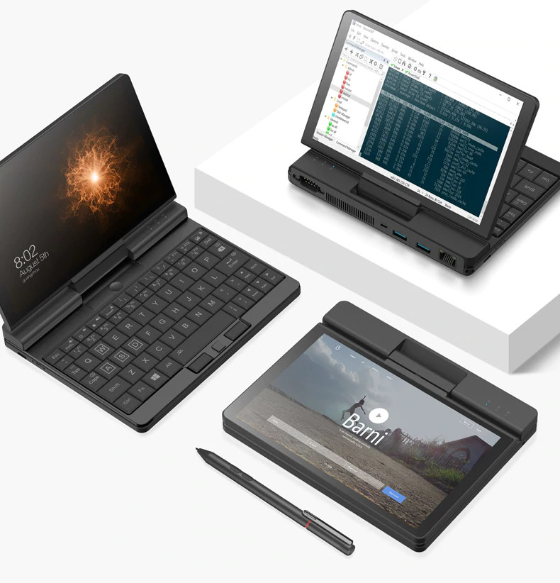 One Netbook A1 Laptop Tablet
