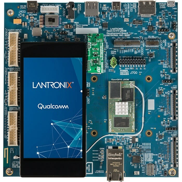 Qualcomm QCS610 Development Board