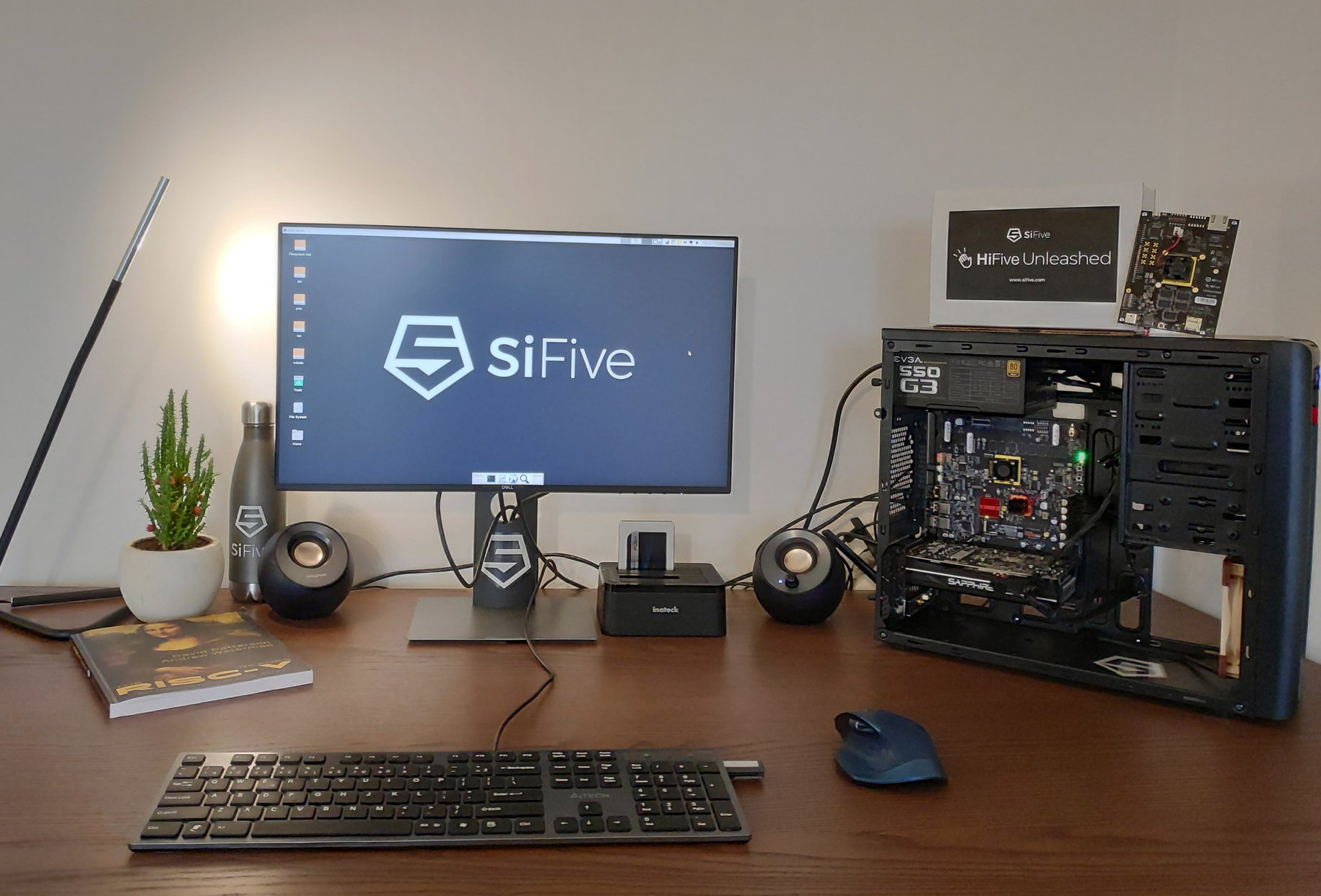 SiFive HiFive Unmatched RISC-V Development PC