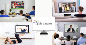 gstreamer zoom video conference