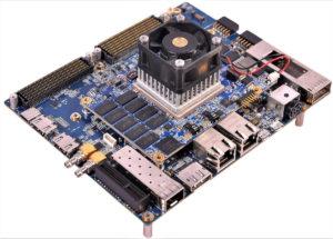 Zynq Ultrascale+ ZU19EG Development Kit