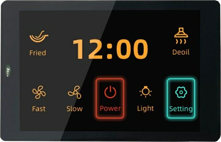 3.5-inch ESP32 Display