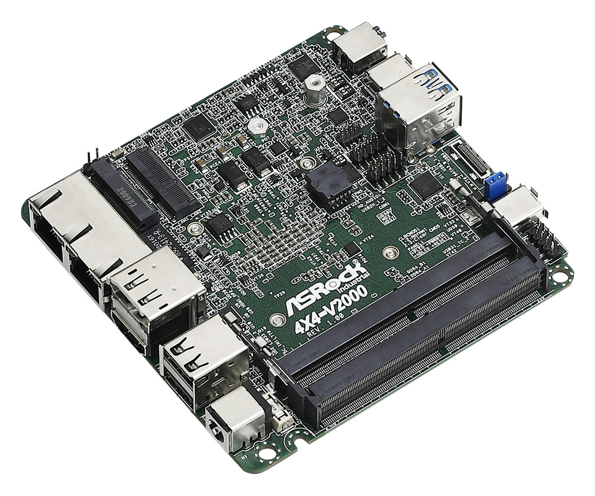 AMD Ryzen Embedded V2000 SBC
