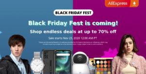 Aliexpress Black Friday Fest 2020