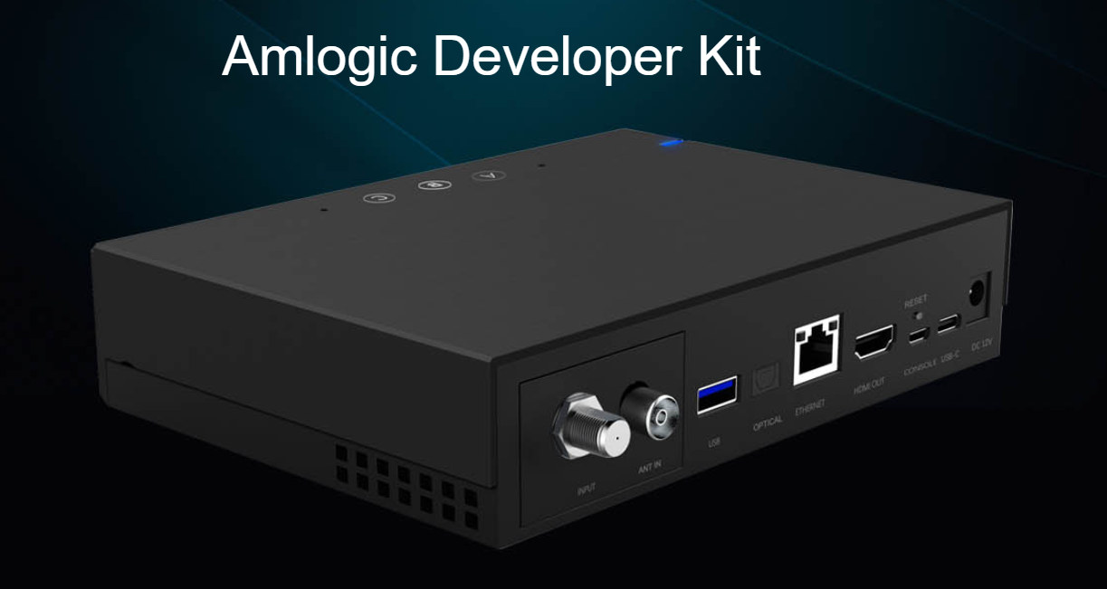 Amlogic S905X4 developer kit