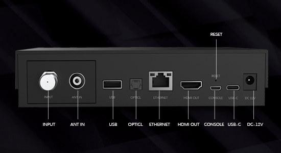 Amlogic S905X4 devkit ports tuner