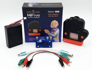 BBC Doctor Who HiFive Inventor Coding Kit