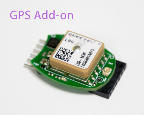 CodeBug Connect GPS add-on