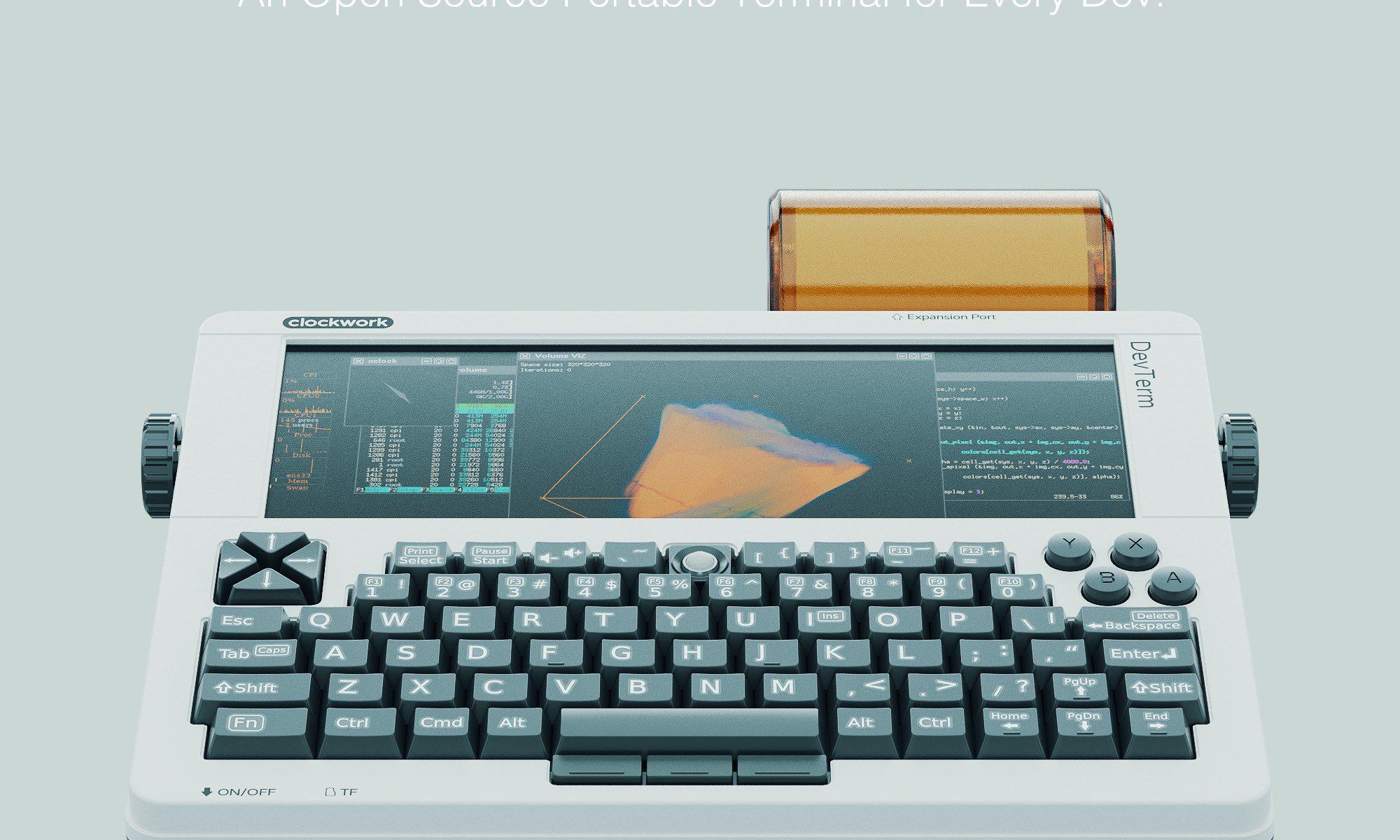 DevTerm Portable Computer
