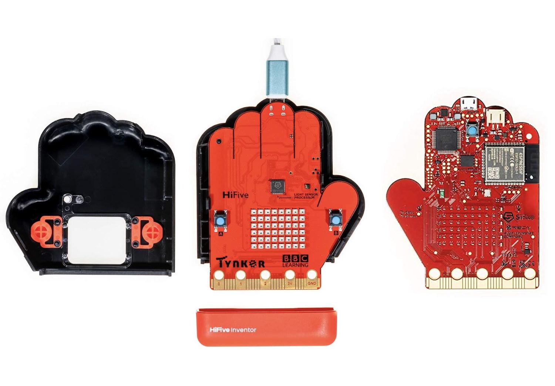 HiFive Inventor SiFive FE310 & ESP32 Solo
