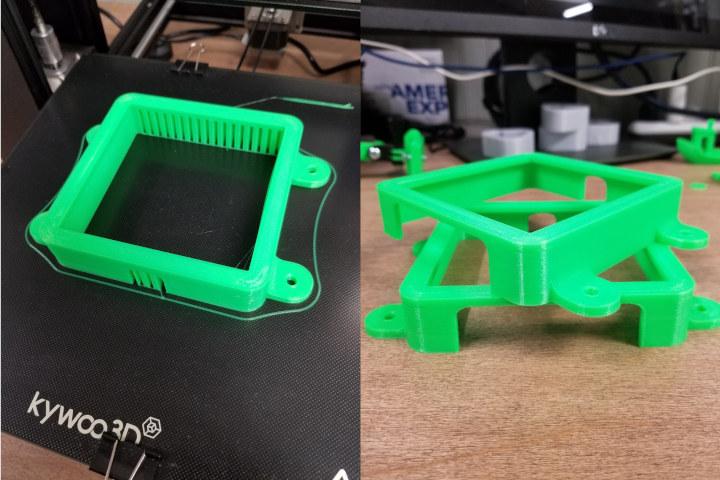 Kywoo tycoon 3d print sample