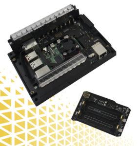 Pi-oT 2 Raspberry Pi 4 UPS Board