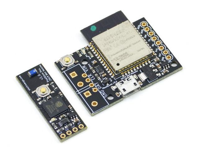 PixelBlaze v3 Pico and Standard