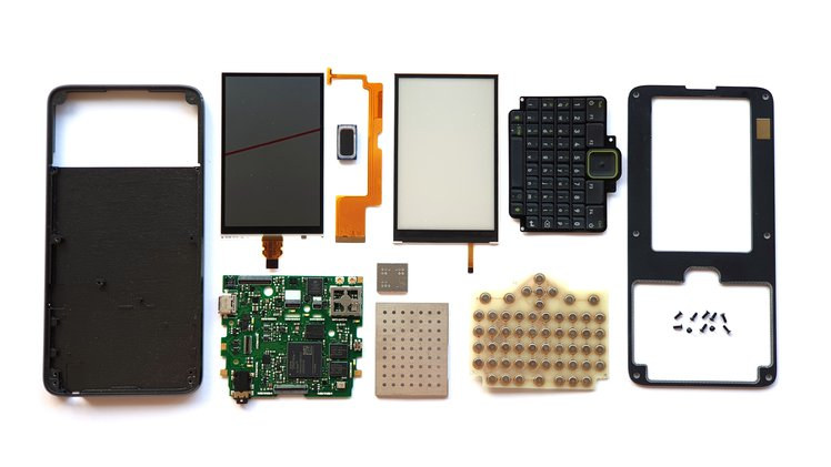 Precursor Modular mobile FPGA development kit