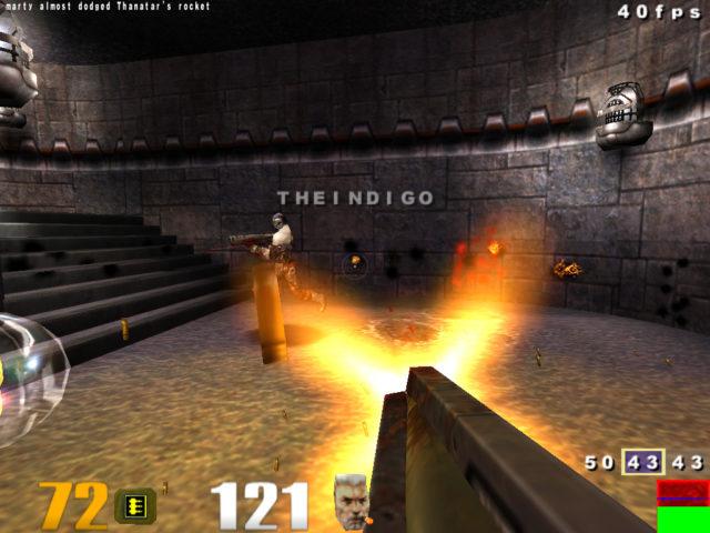 Quake3 OpenGL renderer
