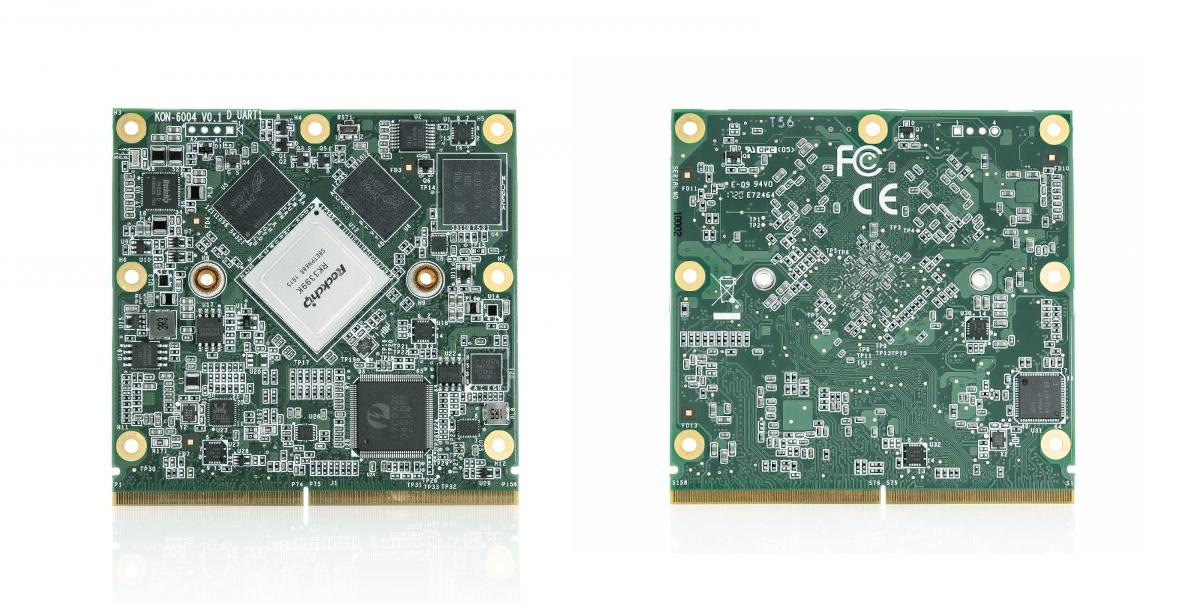 RK3399K SMARC CPU Module