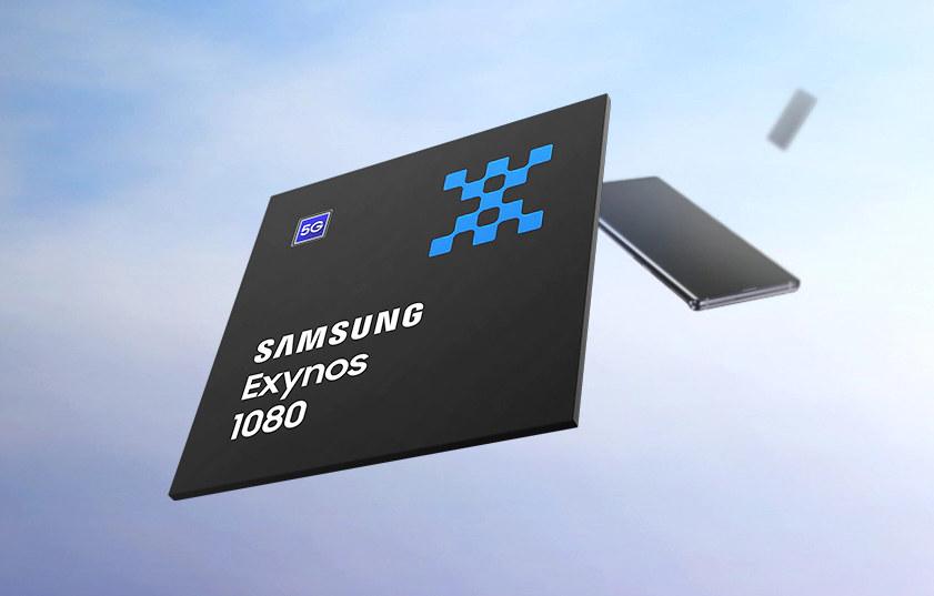 Samsung Exynos 1080 Cortex-A78 processor