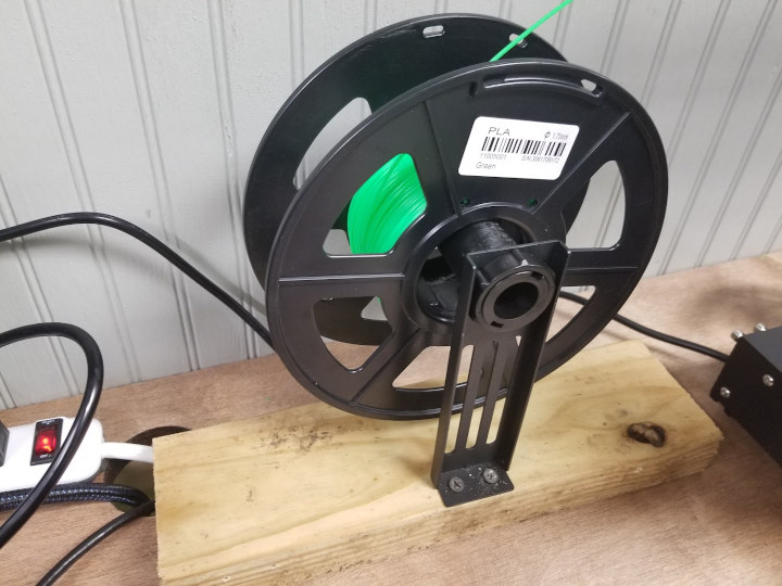 Stand for filament holder