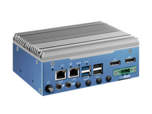 Tiger Lake UP3 embedded box pc