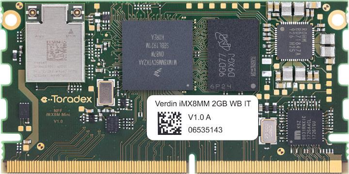 Verdin IMX8MM Module