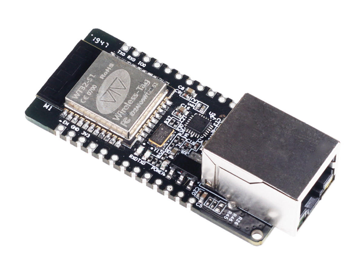 WT32-ETH01 ESP32 Ethernet board