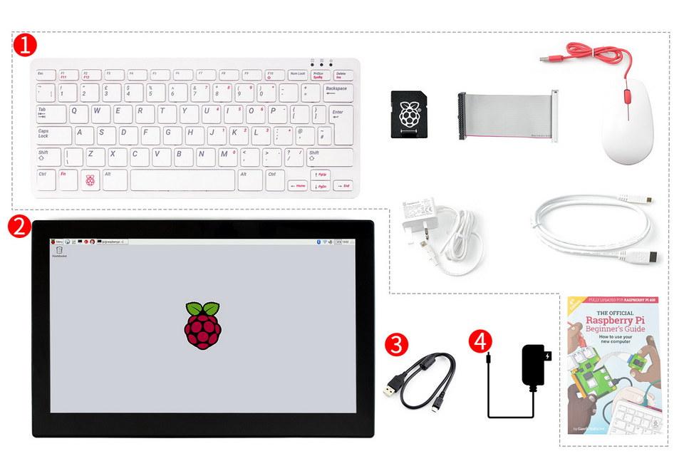 Raspberry Pi 400 Display Kit