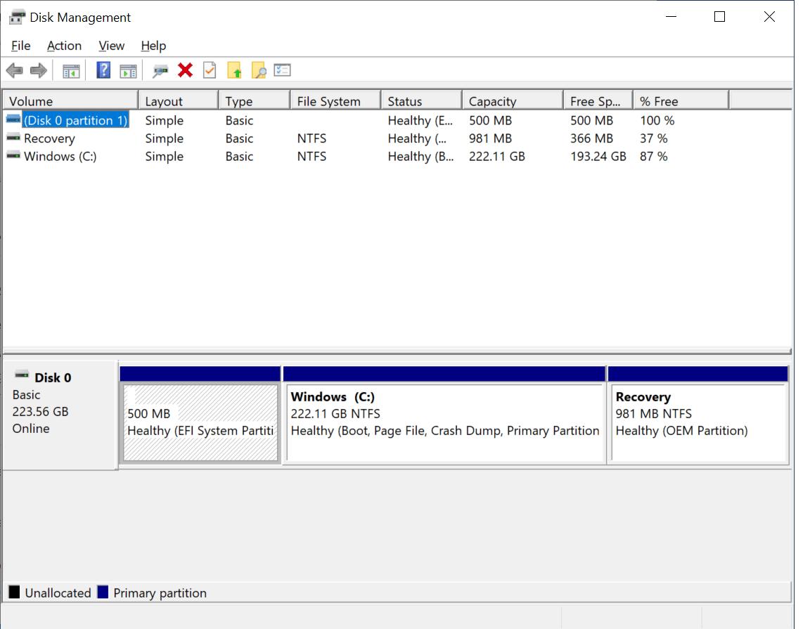 240GB SSD Windows 10 Pro
