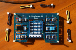 Arduino Sensor Kit Base
