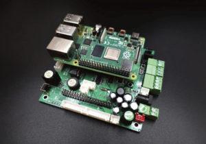 Base Shield Raspberry Pi 4