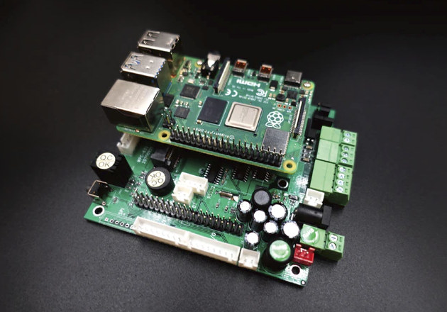 Base Shield Raspberry Pi 4