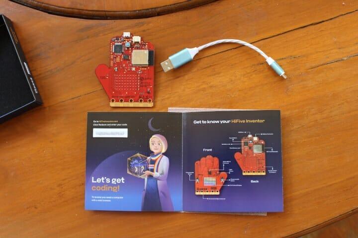 ESP32 SiFive RISC-V board education