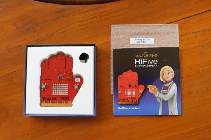 HiFive Inventor Coding Kit Expansion Board