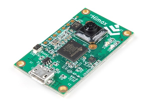 Himax WE-I Plus EVB Endpoint AI Development Board