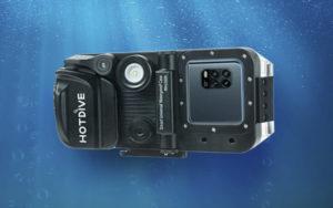 Hotdive smartphone diving